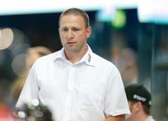 Sichtlich enttäuscht ist der Schweizer Head Coach Tibor Kapanek. (Bild: Stefan Kaiser (Neue ZZ))