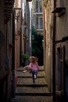 DORF, TOURISMUS, SEE, (Bild: Pablo Gianinazzi / Keystone)