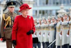 2008 besuchte Queen Elizabeth II. die Slowakei. (Bild: Keystone)