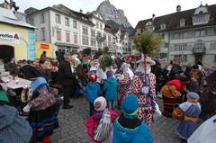 Fasnacht im Kantonshauptort (Bild: Bote der Urschweiz)