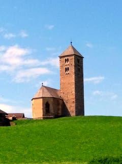 Kirche St. Jakob bei Langfenn im Südtirol (Bild: Buholzer Walter)