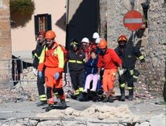 Italy Quake (Bild: Keystone)