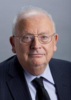 Jacques Neirynck, CVP, Waadt (Bild: Parlament.ch)