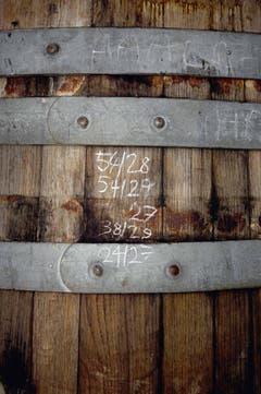 SWISS PRESS PHOTO 18 - 1. PREIS ALLTAG: KARIN HOFER - Die Weinregion Klettgau im Kanton Schaffhausen. (Bild: (SWISS PRESS PHOTO/Karin Hofer fuer NZZ))