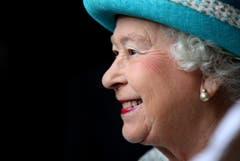 Königin Elisabeth II im Jahre 2012. (Bild: Keystone)