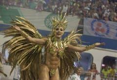 Carnival in Sao Paulo (Bild: Keystone)