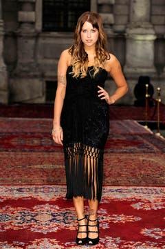 Peaches Geldof erscheint zur 20-Jahr-Jubiläumsparty von Dolce & Gabbana am 19. Juni 2010. (Bild: Keystone)