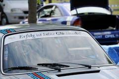 Impressionen von den Auto-Renntagen Frauenfeld. (Bild: Reto Martin)