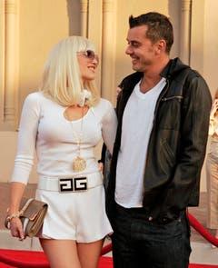 Gwen Stefani und Gavin Rossdale an den US-Music Awards vom 21. November 2006. (Bild: Keystone)