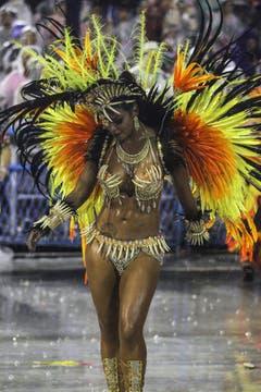 Carnival in Rio de Janeiro (Bild: Keystone)