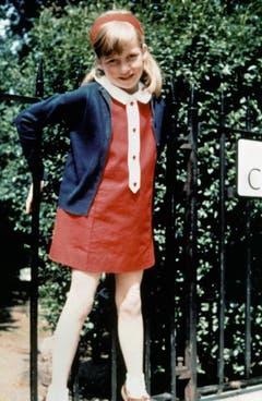 Als Kind wusste Diana Spencer noch nicht, dass sie einmal Prinzessin von Wales sein würde. (Bild: AP Photo (undatierte Aufnahme))