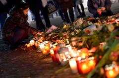 Berlin in the wake of Christmas market attack (Bild: Keystone)