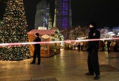 Germany Christmas Market (Bild: Keystone)