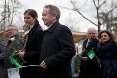 Regierungsrat Stefan Kölliker. (Bild: Urs Jaudas)