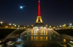 Brussels attacks Eiffel Tower tribute (Bild: Keystone)