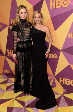 Kathryn Newton (l.) und Reese Witherspoon. (Bild: Keystone)
