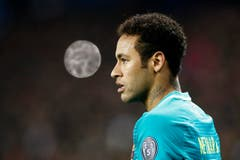 Platz 1: Neymar. 3. August 2017 für 222 Millionen Euro vom FC Barcelona zum PSG. (Bild: Yoan Valat / Keystone)
