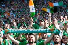 FUSSBALL, ACHTELFINAL, ACHTELFINALE, FRA IRL, FRANKREICH IRLAND, UEFA EURO 2016, EURO 2016, EURO2016, FUSSBALLEUROPAMEISTERSCHAFT, FUSSBALL EM, (Bild: Keystone)