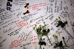 Brussels terror attacks aftemath (Bild: Keystone)