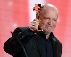 Joe Cocker erhielt auch die Goldene Kamera für sein Lebenswerk. (Bild: Keystone)