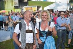 Flumserberg - Schlagerfestival Openair Flumserberg (Bild: Ralph Ribi)