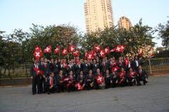 Sie alle vertreten die Schweiz an den Berufsweltmeisterschaften in São Paulo. (Bild: pd)