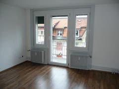 ...mit 5,5 Zimmern und Balkon für 1250 Franken im Monat. (Bild: pd)