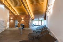 Die Migros Ostschweiz hat sich die Neugestaltung des Saunabereichs einiges kosten lassen. (Bild: Hanspeter Schiess)