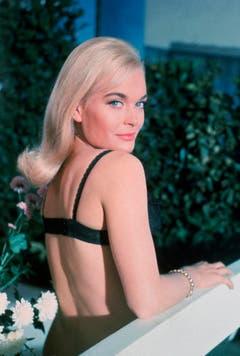 Honor Blackman war 39, als sie Pussy Galore in «Goldfinger» spielte - und somit das älteste Bond-Girl aller Zeiten. (Bild: Keystone)