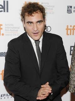 "Joaquin Phoenix (""The Master"") (Bild: Keystone)"