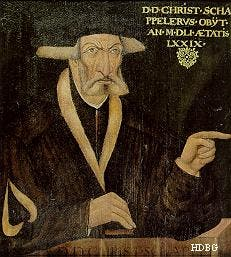 Der St. Galler Bürger Christoph Schappeler wandte sich ab 1523 mit kämpferischen Predigten an die Stadtbevölkerung. Einerseits prangerte er unfähige Priester an, die die Messe nur des Geldes wegen läsen. Andererseits schlug er sozialkritische Töne an und wies die Obrigkeiten an, «die Reichen nicht wie die Armen zu strafen».