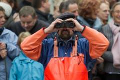 Der Berufsfischerverband Bielersee (Bild: Urs Jaudas)