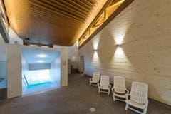 Nicht nur der Kinder-, auch der Saunabereich wurde neu gestaltet. (Bild: Hanspeter Schiess)