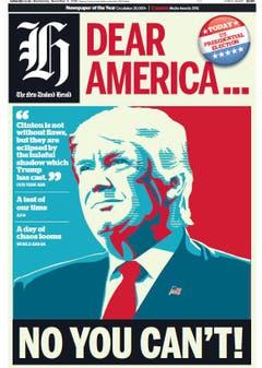 "Die neuseeländische Zeitung ""The New Zealand Herald"". (Bild: Printscreen)"