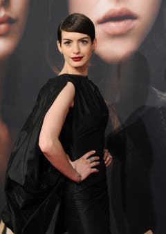 "Anne Hathaway (""Les Misérables"") (Bild: Keystone)"