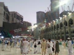 Mideast Saudi Crane Collapse (Bild: Keystone)