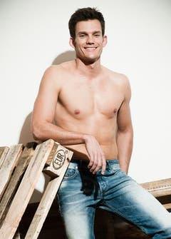 Single-Mann David Böhni stammt aus Stein am Rhein. Der 28-Jährige ist Agronom ETH. (Bild: Mister Schweiz Organisation)