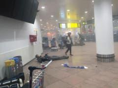 Belgium-Airport (Bild: Keystone)