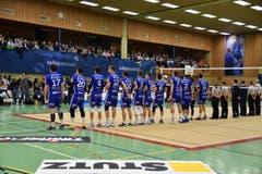 Präsentation der Teams. (Bild: Manuel Nagel)