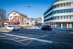 Das Bahnhofsgebäude in Weinfelden steht schon seit 1865. (Bild: Reto Martin (29. Dezember 2017))