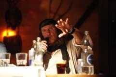 Das bekannteste Gesicht in der Jury: Chris von Rohr, Mitglied der Band Krokus. (Bild: Hanspeter Schiess)