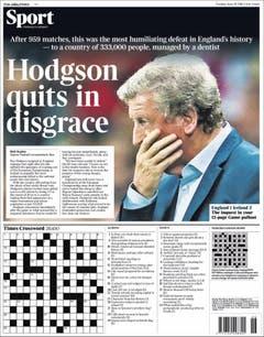 The Times. (Bild: Printscreen)