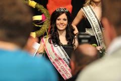 Lisa Schneider aus Wängi ist die neue Miss Ostschweiz. (Bild: Reto Martin)