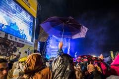 OpenAir Frauenfeld 2014 (Bild: Urs Jaudas)