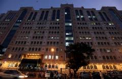 In diesem Spital in Mumbai wird die Frau behandelt. (Bild: Keystone)