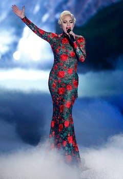 Lady Gaga. (Bild: Keystone)