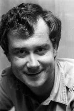 Der Schweizer Fernsehmoderator Kurt Felix, aufgenommen am 30. September 1977. (Bild: Keystone)