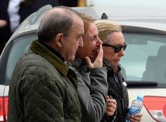 Grenzenlose Trauer um die Opfer am Flughafen von Barcelona. (Bild: Keystone)