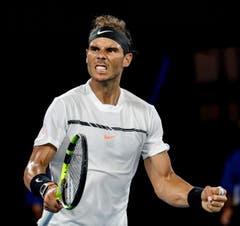 Rafael Nadal. (Bild: Keystone)