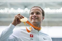 ...sondern auch eine im Marathon. Dazu kommen zwei Silbermedaillen über 5000 und 1500 Meter. (Bild: ALEXANDRA WEY (KEYSTONE))